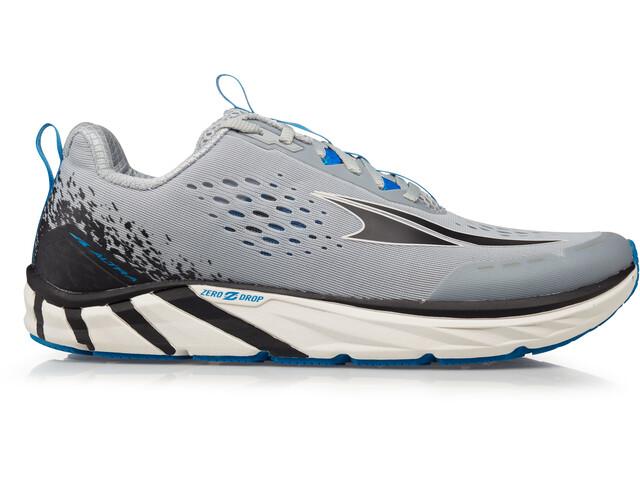 Altra Torin 4 Buty do biegania Mężczyźni, gray/blue